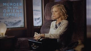 "Murder on the Orient Express | ""Never Forget"" Performed by Michelle Pfeiffer 
