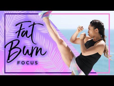 FAT BURN TOTAL BODY FOCUS // 6-Week Body Toning Bootcamp #3