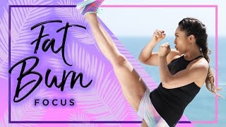 FAT BURN TOTAL BODY FOCUS // 6-Week Body Toning Bootcamp #3
