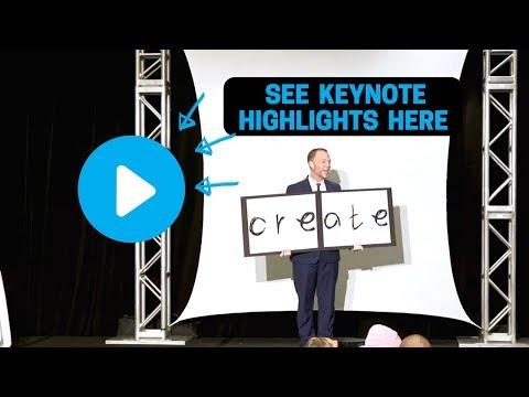 Keynote Speaker Adam Wilber on the topic of Creativity