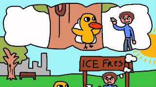 Download Mp3 The Duck Song Parody Lemonade Stand Cj Cameron
