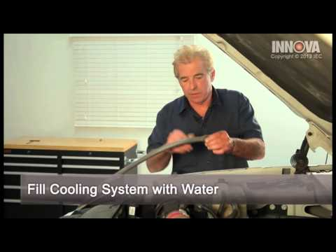 How to flush Engine Cooling System - 2002 Chevy Avalanche