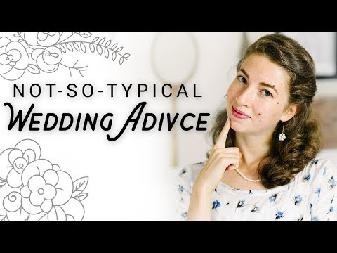 What NOT to do at your Wedding! 👰    Not Your Typical Advice   The Boyer Sisters