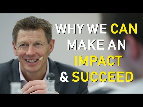 WHY WE CAN MAKE A DIFFERENCE & SUCCEED - Best Short Motivational Video