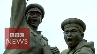 Inside the reclusive North Korea - BBC News