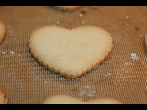 Sugar Dough Recipe for Cookies, Pies and Tarts