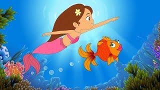 Machli Jal Ki Rani Hai (मछली जल की रानी है) | Fun For Kids TV - Hindi Rhymes