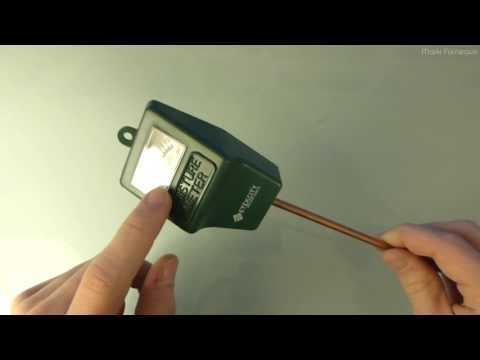 Review of the Etekcity Soil Moisture Meter