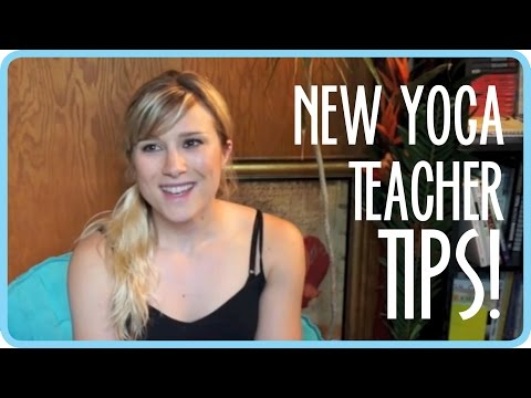 Teaching Tips for New Yoga Instructors