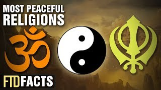 Download 5 Most Peaceful Religions In The World Video