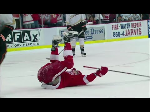 2009 Playoffs: Detroit Red Wings Goals