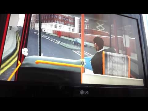 London bus route 507 Victoria To Waterloo (PS2)