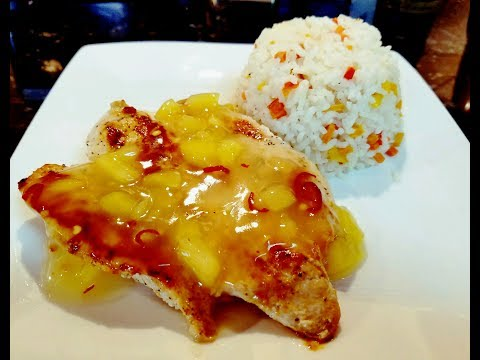 Sweet And Spicy Pineapple Sauce