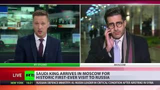 Faisal Abbas comments on Saudi king