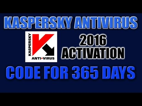 kaspersky activation code 2017 india