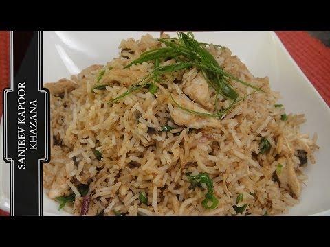 Five Spice Rice with Chicken | Sanjeev Kapoor Khazana