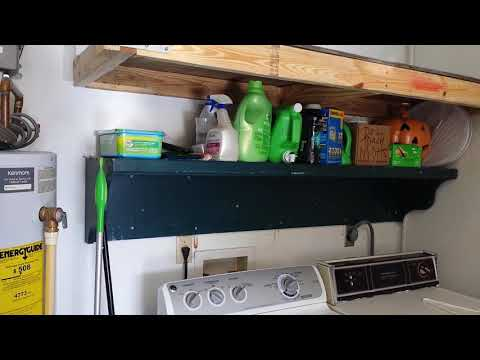 Storage shelve unit