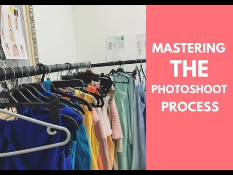 Fashion Stylist Tutorials | Mastering The Photoshoot Process
