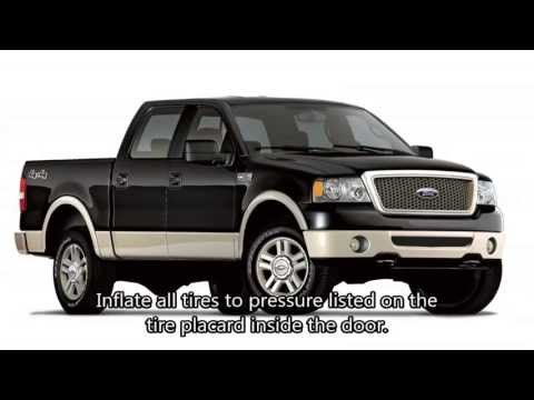 How To Reset 2008 Ford F-Series Tire Pressure Monitoring System (TPMS) by All Tire Supply