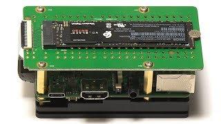 Rock Pi 4B : M.2 & USB 3.0 SBC