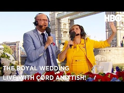'Cord & Tish's Royal Wedding Song' | The Royal Wedding Live with Cord & Tish | HBO