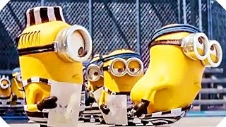 "DESPICABLE ME 3 - ""Minions Prison Party !"