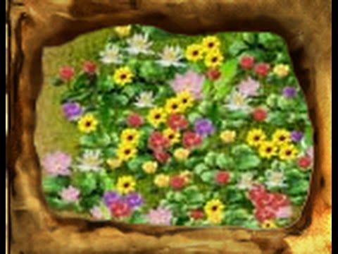 Virtual Villagers 1 Puzzles/Milestones Guide: #9 The Garden