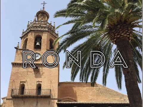 Must see in Andalusia: Ronda (Spain) || 2016 || iPhone