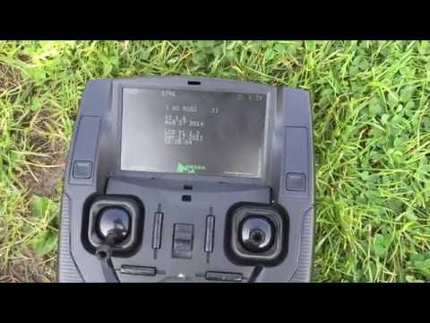How to use your Hubsan H107D transmitter as an DVR ground station for FPV..