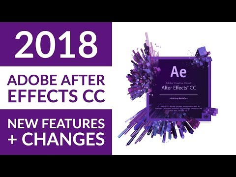 🔵How to Clear Adobe After Effects CC 2018 Media and Disk Cache
