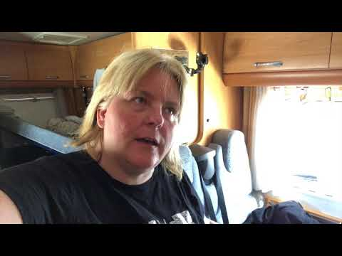 Heating fan for my RV review The fan kept me warm and sound was low RememberRV  lifeisawesome