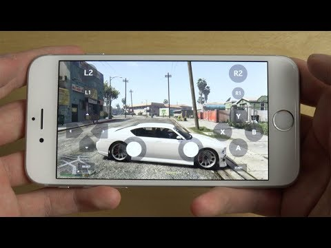HOW TO GET GTA 5 ON ANDROID AND IOS FOR FREE WITHOUT PC