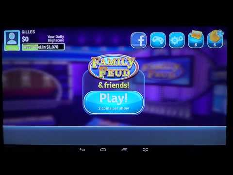 Android Family feud and friends game review