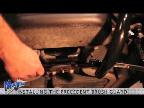 Brushguard for Club Car® Precedent® | How to Install Video | Madjax® Golf Cart Accessories