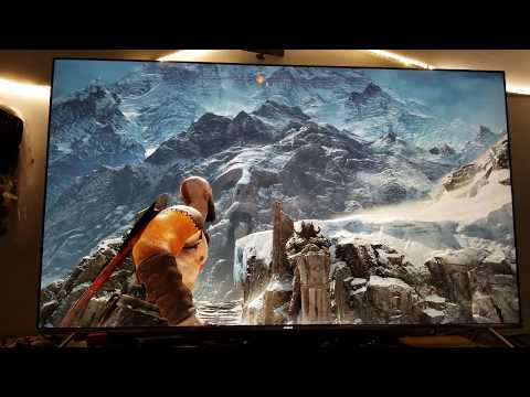 GOD of WAR: GOD of GRAPHICS : IT WILL BLOW YOUR MIND : VISUAL ORGASM