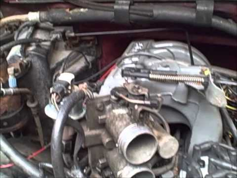 How to replace a Throttle Position (TPS) sensor
