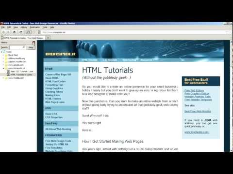 How to Set Up Firefox 7 to Restore the Classic Look