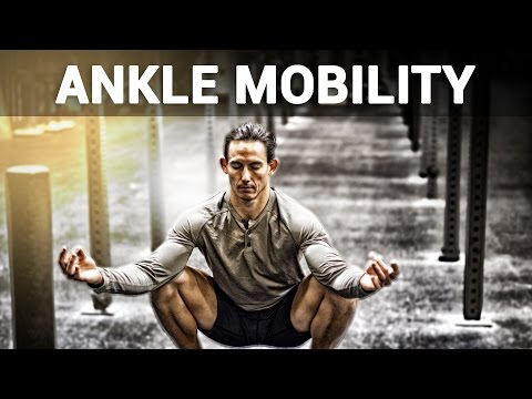 Ankle Mobility Exercises for Better Range of Motion