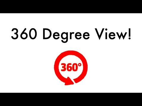 New 360 Degree Videos On Youtube!