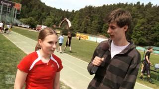 Zawody Lekkoatletyczne Gag - 26 Maja 2011 R.