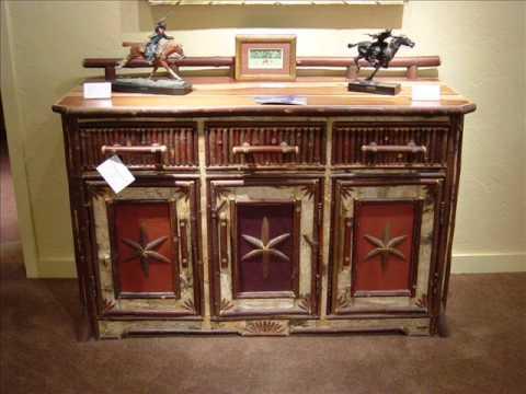 Adirondack Rustic Furniture by Jim Howard