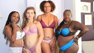 Women Celebrate Post-Baby Bodies In Lingerie Shoots | SHAKE MY BEAUTY