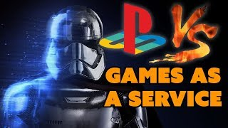 Playstation Slams Games As A Service The Know Game News