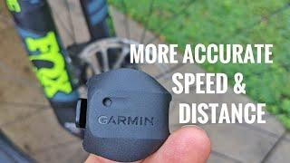 Garmin Speed & Cadence Sensor - Setup and Review