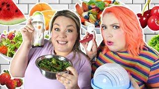 Cossin CassÉ: 5 Gadgets Pour Salades, Fruits Et Légumes 🍅🥑
