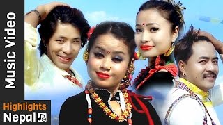 Karsyol Pong | New Tamang Mhendo Maya Selo Song 2017/2073 | Tek Raj Ghale, Mina Lama