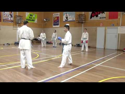Sparring Tip 4: Economy of movement