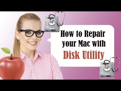 How to repair your Mac using Disk Utility