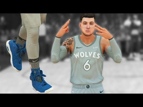 NBA 2k18 My Career - Brand New Nike Jerseys! Ep.13