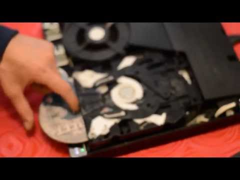 HOW TO FIX YOUR PS3 SLIM BLURAY ARM SPRING & PS3 SLIM NOT READING GAMES